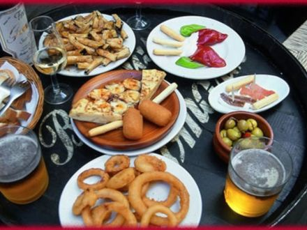 Andalusian cuisine tapas garnata tours blog for Andalusian cuisine